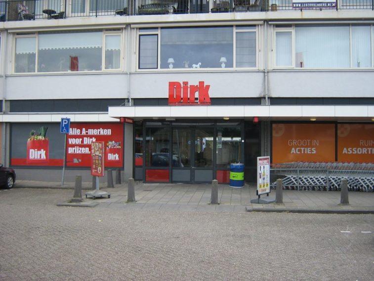 Dicht Supermarkt Dirk Voor Tijdelijk Verbouwing Sliedrecht24 JcTlK31F