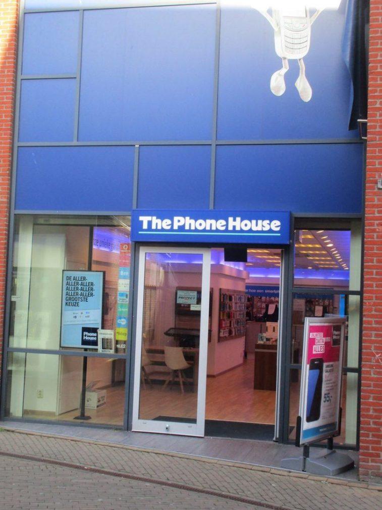 Deel Winkels Failliet Phone House Naar Franchisenemers Sliedrecht24
