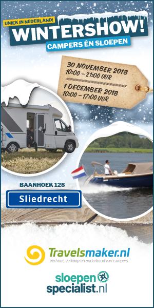 Wintershow Travelsmaker en Sloepenspecialist