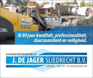 Aannemersbedrijf J. de Jager Sliedrecht B.V.