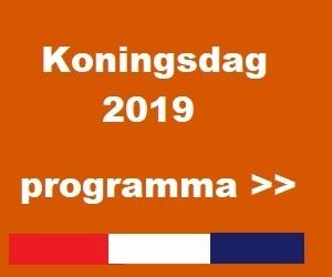 Koningsdag 2019 programmaboekje