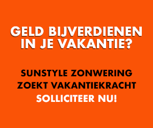 Sunstyle zonwering vacature