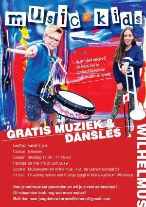 Wilhelmus' Muziekkorpsen Music en Kids