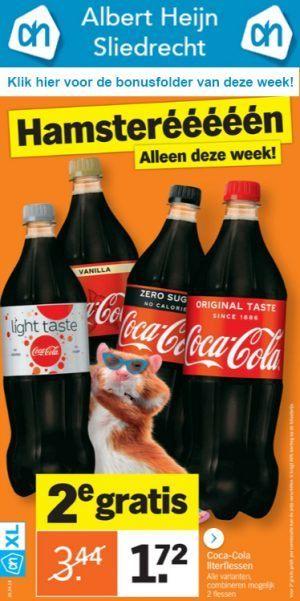 Albert Heijn aanbiedingen Bonusfolder