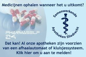 Samenwerkende Apotheken Sliedrecht medicijnen ophalen