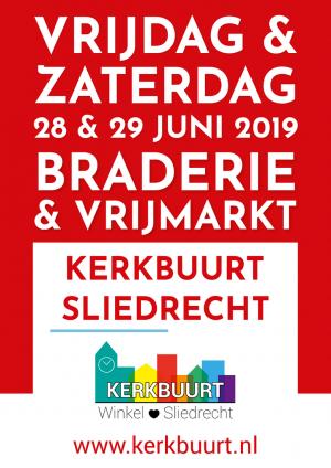 Kerkbuurt Braderie 28 en 29 juni 2019