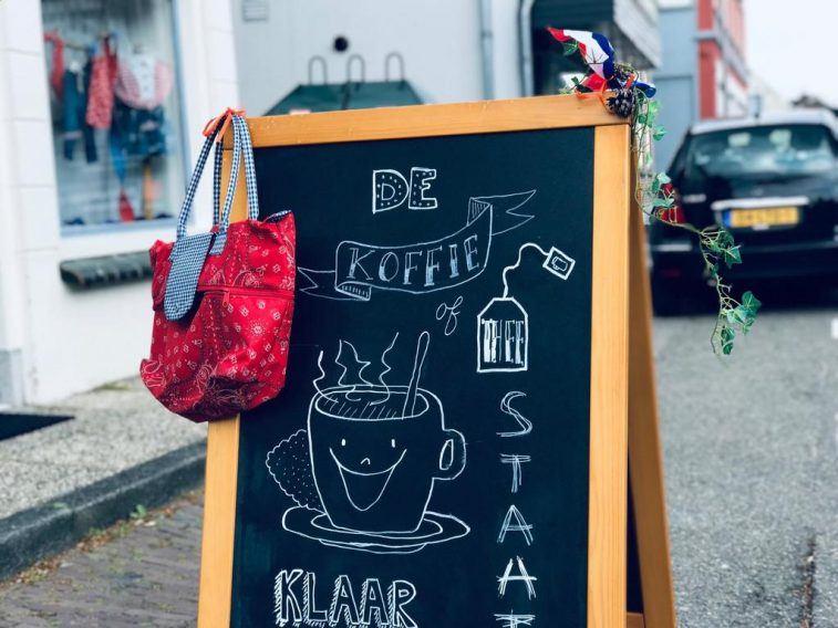 De winkel van het Leger des Heils. (Foto via Leger des Heils)