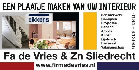 Firma De Vries