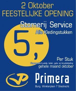Primera Opening