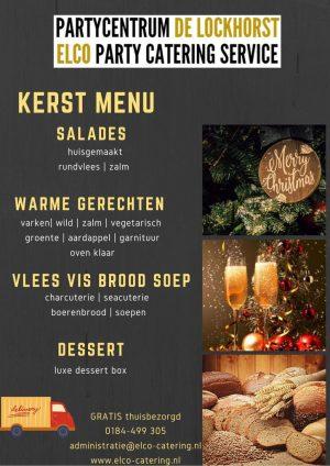 Partycentrum De Lockhorst Kerst 2020