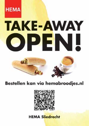 HEMA Take Away Sliedrecht